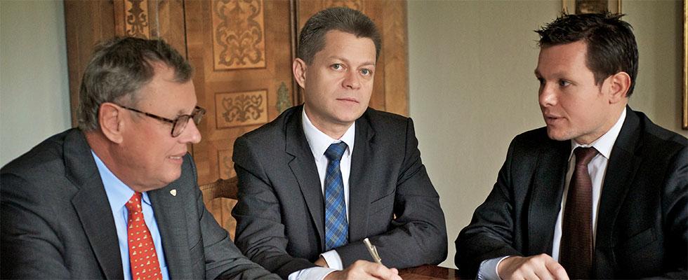 Die Rechtsanwaltskanzlei in Vorarlberg