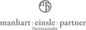 Manhart Einsle Partner Rechtsanwalt Kanzlei