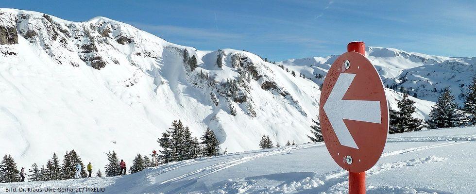 Skirecht, Ski- und Alpinunfälle